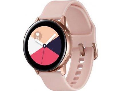 Samsung Galaxy Watch Active SM-R500N - růžovo-zlaté