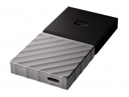 WD My Passport SSD 256GB Ext., USB3.1 Type C