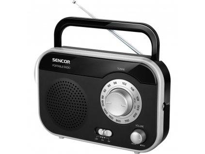 Sencor SRD 210 BS černo/stříbrný