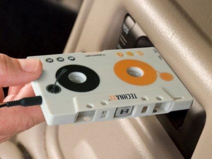 Technaxx DigiTape DT-02 adaptér - kazetová redukce pro MP3