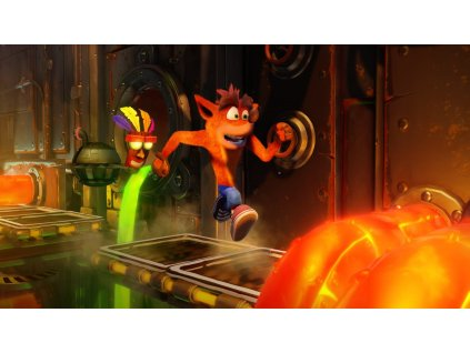 PS4 - Crash Bandicoot N.Sane Trilogy