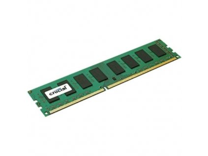 CRUCIAL DDR3L, 8GB,1600MHz,CL11, 1.35V/1.5V, Dual Voltage