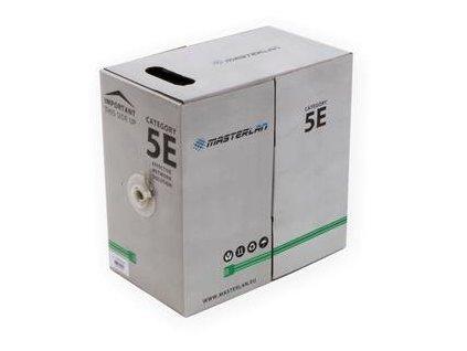 Masterlan UTP kabel drát Cat5e,PVC,24AWG,305m