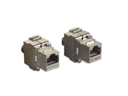 EuroLan beznástrojový keystone FTP Cat.5e, stíněný
