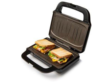 DOMO DO9195C Sendvičovač - 2 XL sendviče