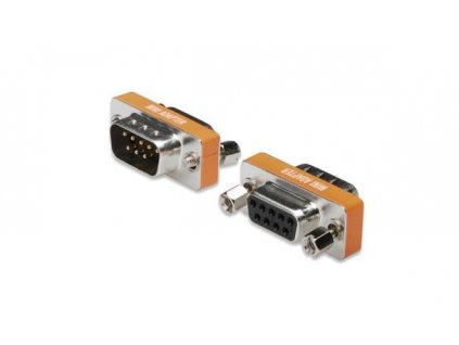 Redukce 9M-9F null modem ( překřížené zapojení )