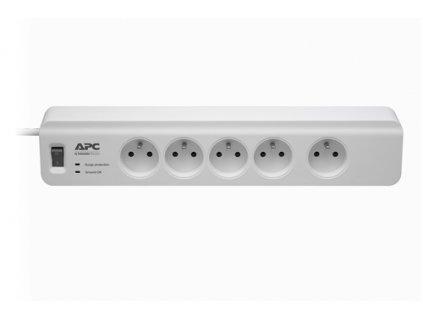 APC Essential SurgeArrest 5 outlets 230V France - přepěťová ochrana 5 zásuvek  1,8m