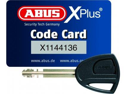 ABUS Granit X-Plus 540/160HB230 + EaZyKF - zámek podkova