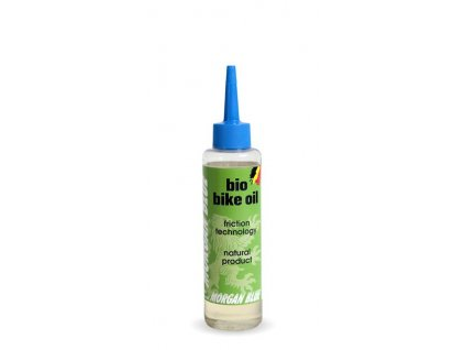 Morgan Blue - BIO bike oil - friction technology 125ml