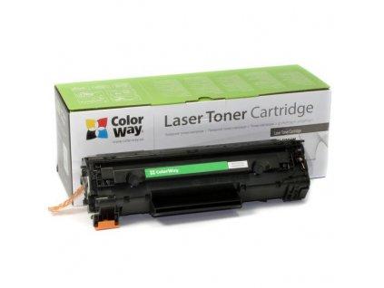 ColorWay kompatibilní toner pro HP CE285A, černý/ 1600 str.
