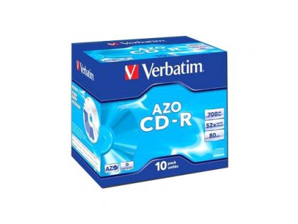 Verbatim CD-R 700MB/80MIN 52x 10-PACK