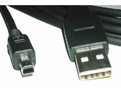 KABEL USB A-B mini, 2m Mitsumie