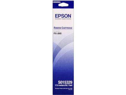 Epson barvicí páska čená S015329 pro FX-890