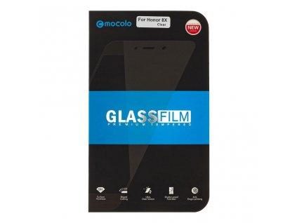 Mocolo 3D UV Tvrzené Sklo pro Samsung Galaxy Note 10+ - Clear - průhledný