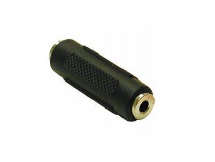 Spojka 3,5mm Jack-3,5mm Jack F/F
