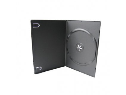 Box na 1 ks DVD Slim (9 mm)