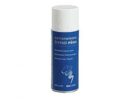 D-CLEAN pěna Antistatická čisticí - 400 ml