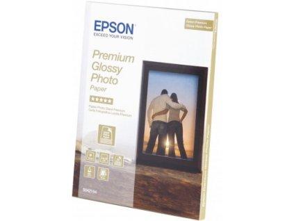 Epson Paper Premium Glossy Photo 13x18 30sheets 255g/m2