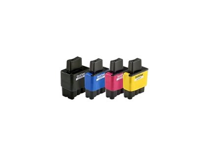 Brother inkoust LC-1000Y pro DCP-330C, DCP-540CN, yellow (400 stran) - originální