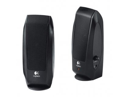 Logitech S120 black