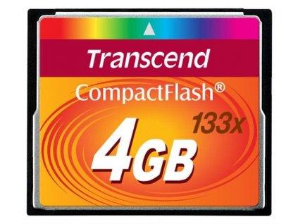 Transcend CompactFlash 133 4GB