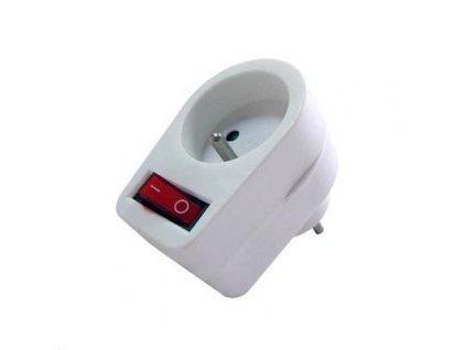 EnerGenie zásuvka s vypínačem