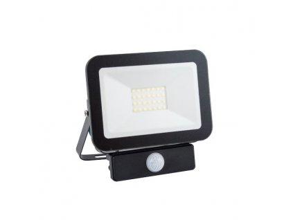 LED reflektor Immax Slim 20W 1800lm IP65 PIR