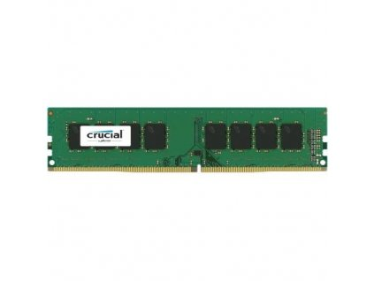 Crucial DDR4, 8GB 2400MHz CL17