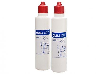 Olej pro skartovací stroje 2x 200 ml