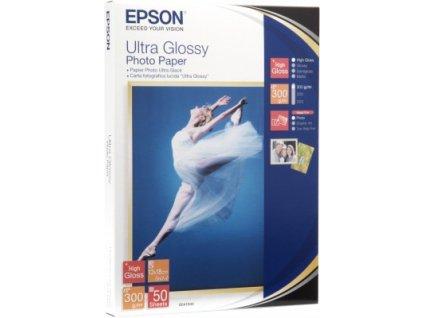 Epson Paper Ultra Glossy Photo 13x18 (50 listů), 300g/m2
