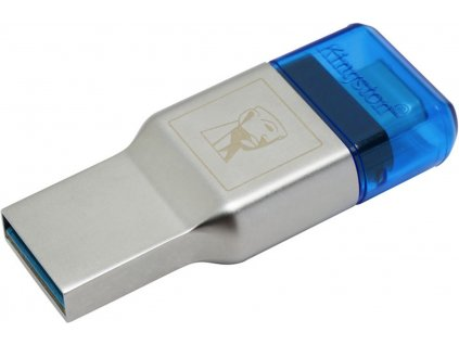 Kingston MobileLite DUO 3C USB3.1+TypeC (FCR-ML3C)