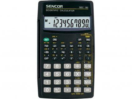 Sencor Školní kalkulačka SEC 180, 56 funkcí, Hyperbolické funkce
