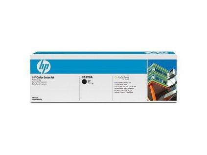 HP Toner Cart Black pro HP CLJ CM6040MFP, CB390A - originální
