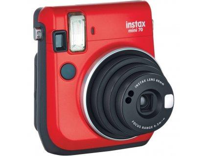 Fujifilm Instax Mini 70 červená