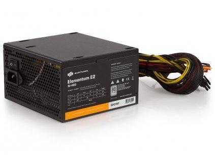 SilentiumPC Elementum E2 450W 80Plus EU