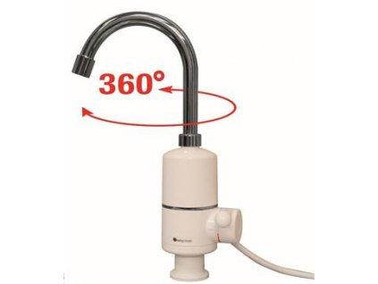 Baterie na okamžitý ohřev vody