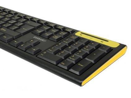 EVOLVEO WK-160 černo-žlutá