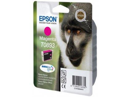 Epson T0893 Magenta 3,5ml pro Stylus S20/SX100/SX200/SX400 - originální