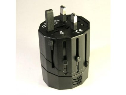 RR Cestovní adapter 230V pro zahraničí a také cizí spotřebiče
