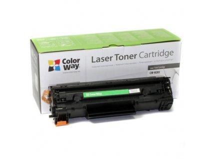 ColorWay kompatibilní toner pro HP CF283A, černý, 1500 str.