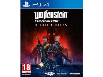 PS4 - Wolfenstein Youngblood Deluxe Edition