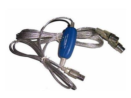 USB - MIDI převodník