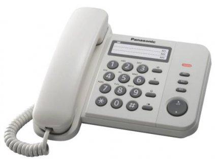 Panasonic KX TS520FXW, bílý