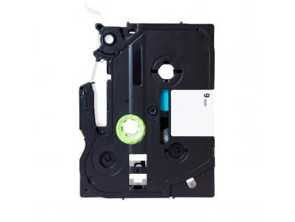 PRINTLINE kompatibilní páska s Brother TZE-621, TZ-621, 9mm, černý tisk/žlutý podklad