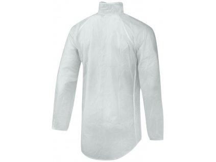 pláštěnka FORCE PVC čirá, suchý zip XS