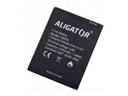 Aligator baterie pro S5070/S5066 Duo