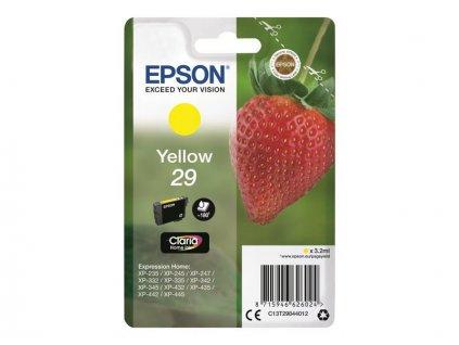 Epson T2984 Yellow 29, žlutá - originální