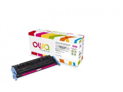 OWA ARMOR toner pro HP CLJ 2600n magenta (Q6003A) 2000str - alternativní