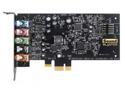 Creative Sound Blaster AUDIGY FX, PCIE (70SB157000000)
