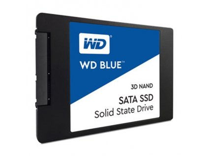 WD Blue 3D NAND SSD disk 250GB